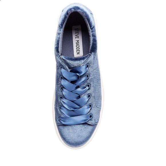 1c245a7a282 Steve Madden Bertie-V Fashion Platform Sneakers. M 5b117019baebf6e77292bf82